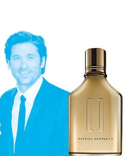 Cologne Mens Fragrance Star Patrick Dempsey