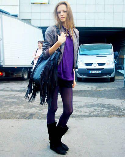 Street Chic Anne Ziegler
