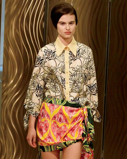 Prada, resort 2010