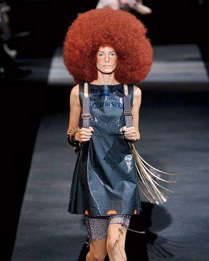 Louis Vuitton, spring 2010