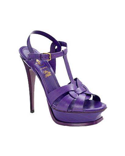Yves Saint Laurent sandal
