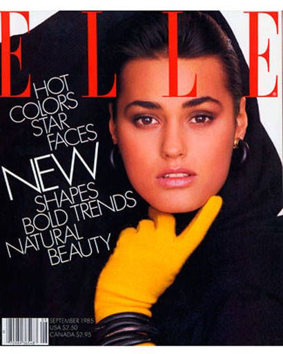 first ELLE magazine