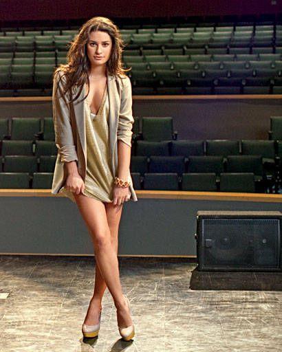 Glee's Lea Michele