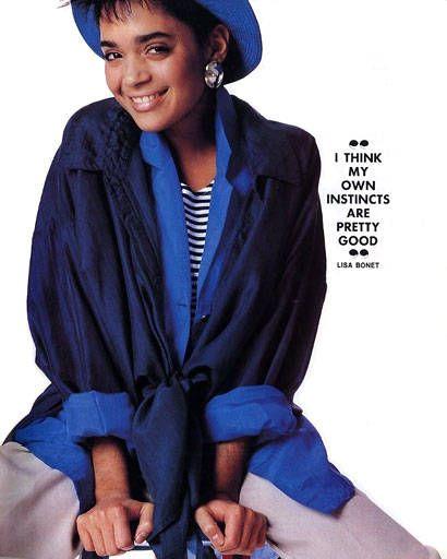 Lisa Bonet 1988