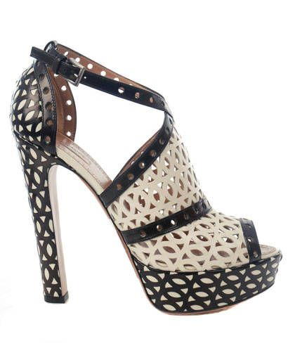 Azzedine Alaia sandal