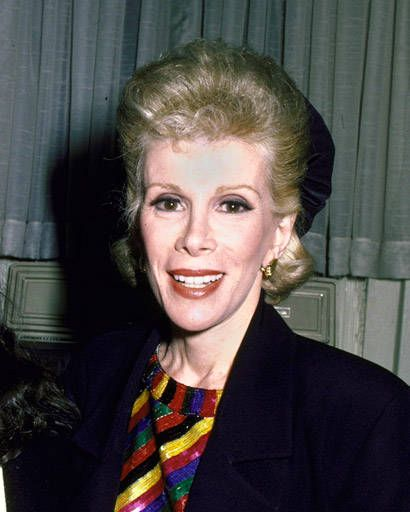 Joan Rivers ELLE