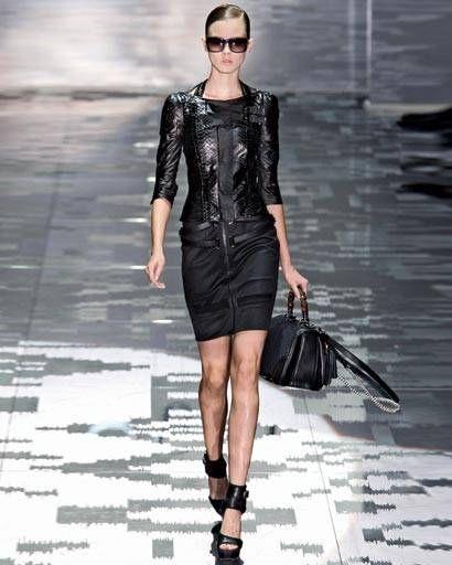 Gucci runway photos