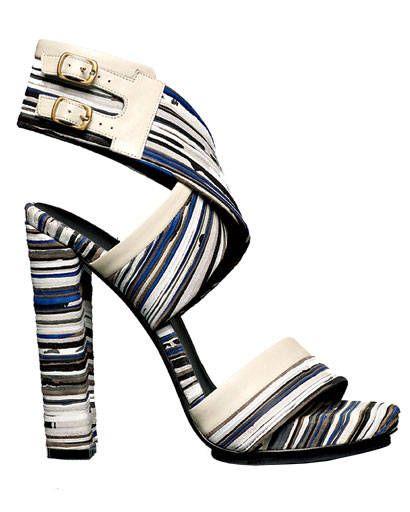 Balenciaga by Nicolas Ghesquière sandal