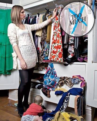Candice's closet