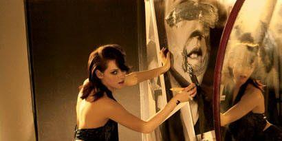 Kristen Stewart fashion cover shoot