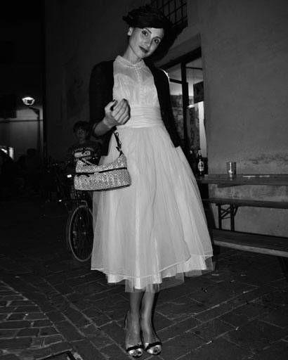 50s hoop skirt
