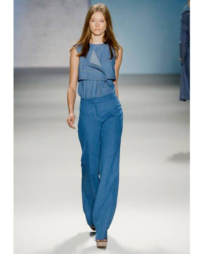 Derek Lam runway photos