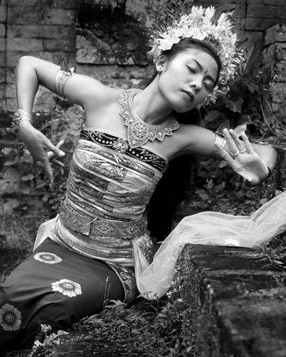 Dancer, Bali, 1988