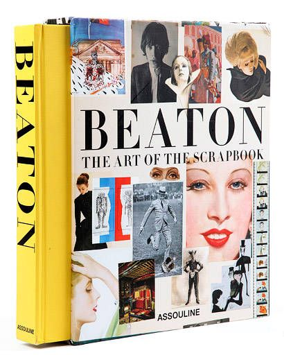 Cecil Beaton: The Art of the Scrapbook