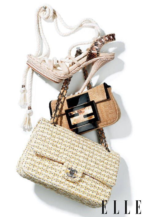 sandal and purses
