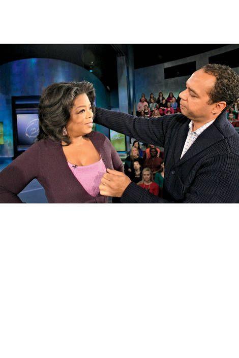 Oprah and Walker