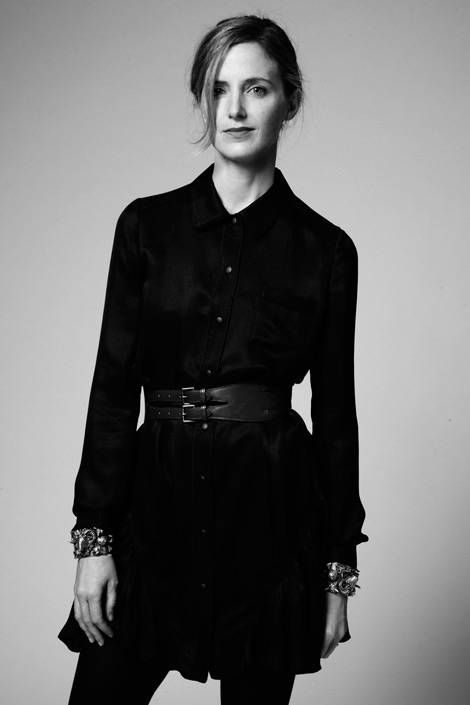 Amanda Brooks, Fashion Director, Barneys New York