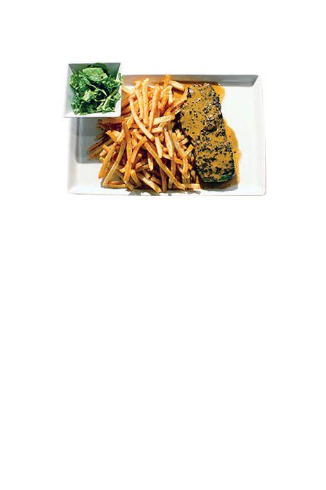 Manhattan Mania: Food