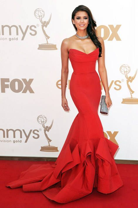 Emmy s 2011 Red Carpet - Discover More Celebrity Fashion f583bc86a58
