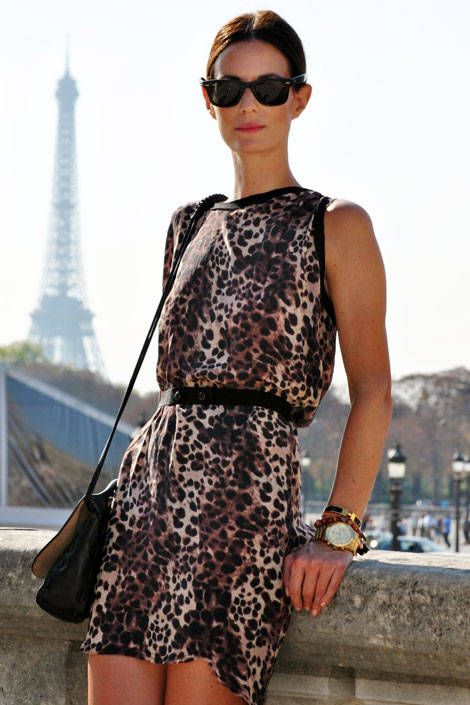 A touch of leopard