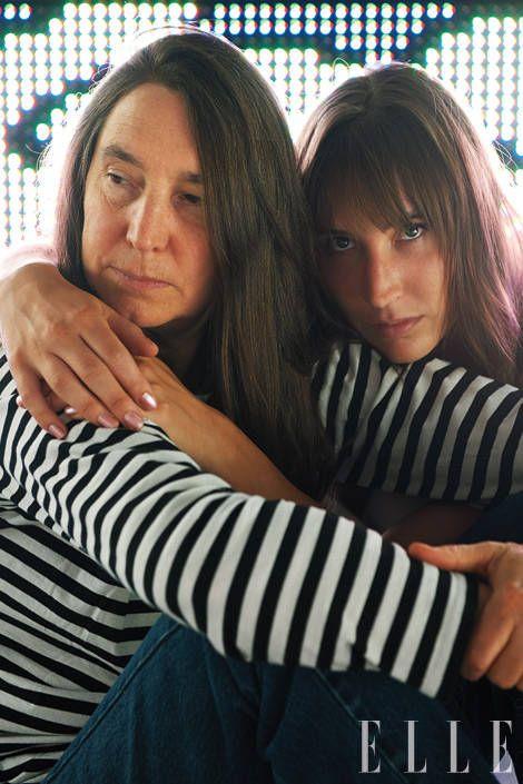 Jenny Holzer and Lili Holzer-Glier