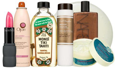 Best Skin Moisturizer: Monoï Oil