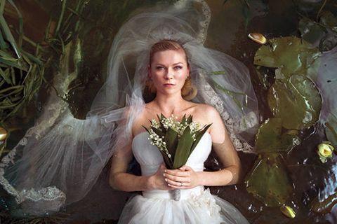 Human, Shoulder, Dress, Strapless dress, Petal, Iris, Bridal clothing, Beauty, Wedding dress, Gown,