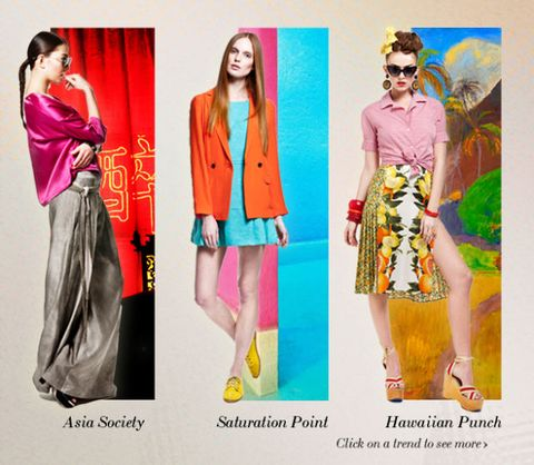 Spring Forward  Your Ultimate Trend Shopping Guide 568780346