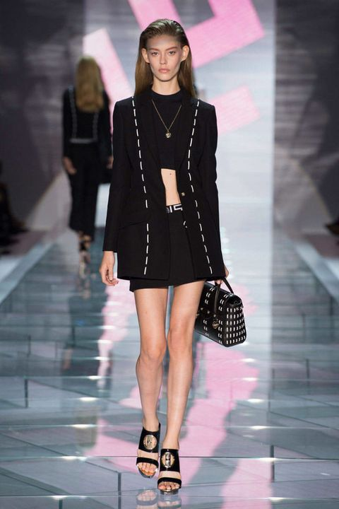 Versace Spring 2015 Ready-to-Wear Collection