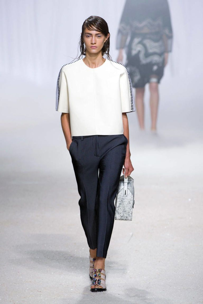 phillip lim spring 2014 ready-to-wear photos