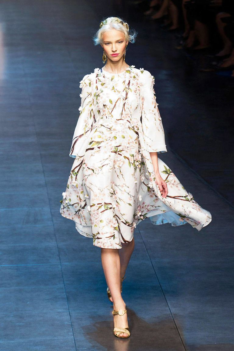 dolce and gabbana spring 2014 ready-to-wear photos