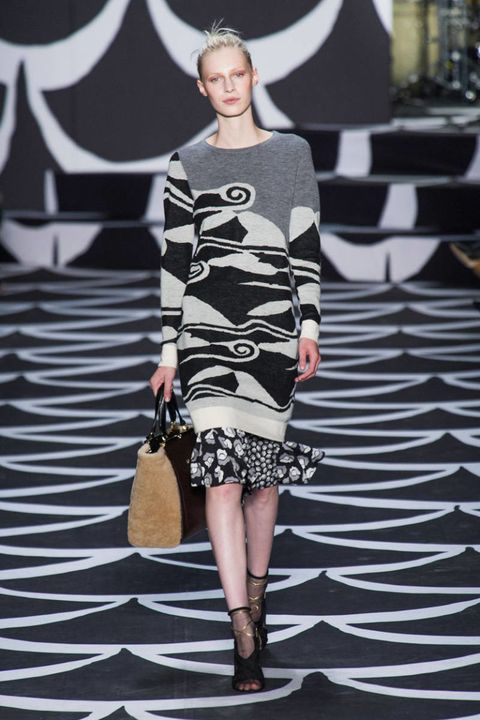 diane von furstenberg fall 2014 ready-to-wear photos