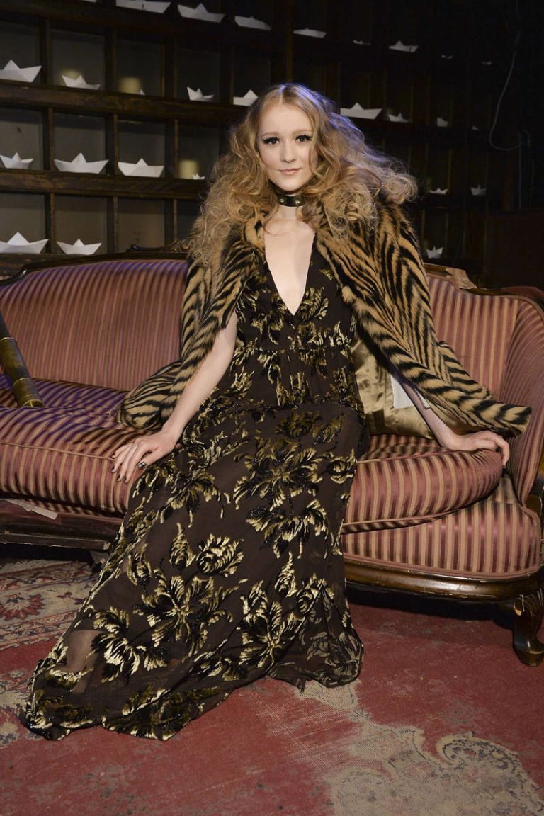 alice and olivia by stacey bendet fall 2014 ready-to-wear photos