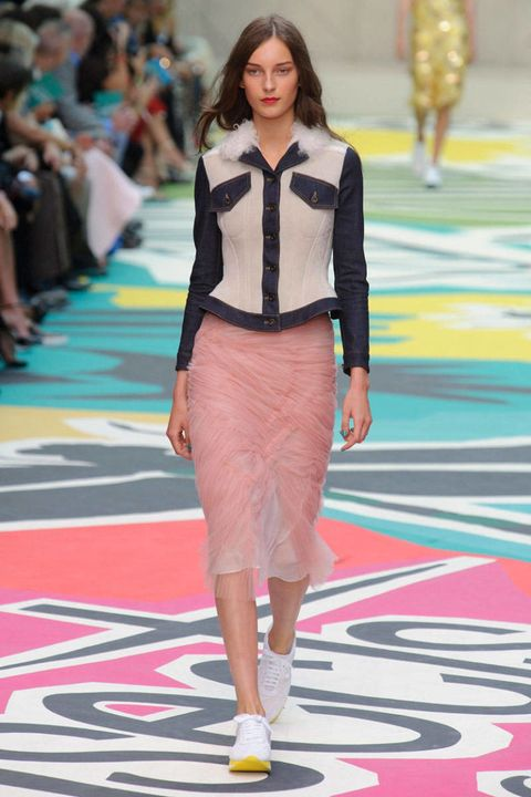 Burberry Spring 2015 Ready-to-Wear Collection