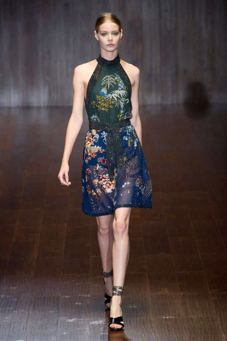 Gucci Spring 2015 Ready-to-Wear - Gucci Ready-to-Wear Collection