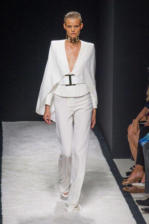 Balmain Spring 2015 Ready-to-Wear Collection