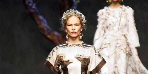 8643bdc7480 Dolce   Gabbana Collections - Dolce   Gabbana Runway Show Archive