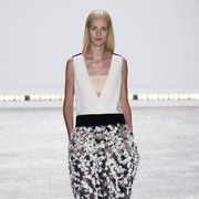 Monique Lhuillier Spring 2015 Ready-to-Wear Collection