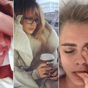 Head, Lip, Skin, Eyebrow, Eyelash, Jaw, Beauty, Nail, Tooth, Brown hair,