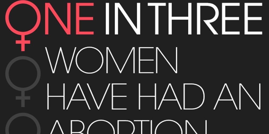 """I Had an Abortion"""