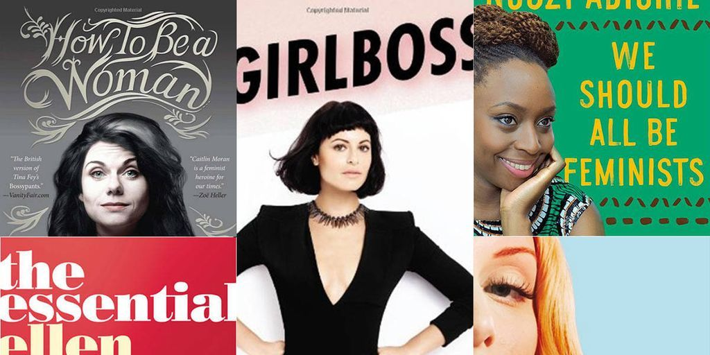 11 New and Recent Books for the Feminist Reader