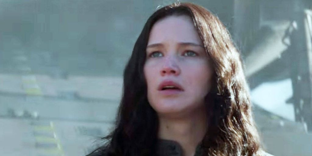 Here's a Chilling New 'The Hunger Games: Mockingjay' Trailer