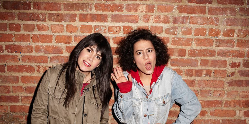 Abbi Jacobson and Ilana Glazer Bring Their 'Broad City' Hilarity to the Stage