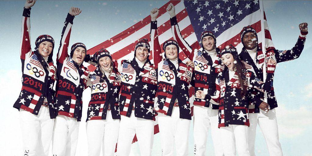 Ralph Lauren's Team USA Olympic Uniforms Revealed