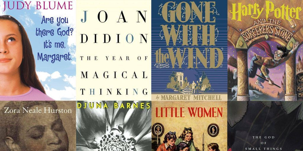 The 8 Books by Women Authors That Changed Our Lives