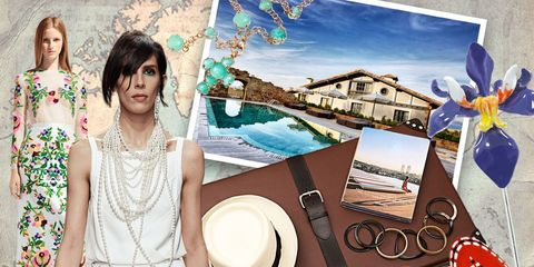 Five Luxe Getaways and What to Wear When You're There