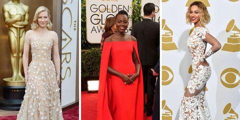 The Best Dresses of Award Season