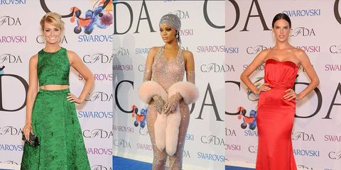 All the Looks From the CFDA Awards
