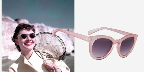 Shop the Sunglasses of Style Icons