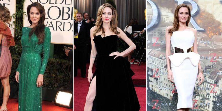 Angelina Jolie Style - Angelina Jolie Fashion Photos